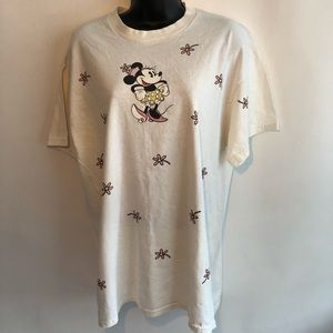 Vintage 80's 90's Mickey and Co. Minnie T Shirt L